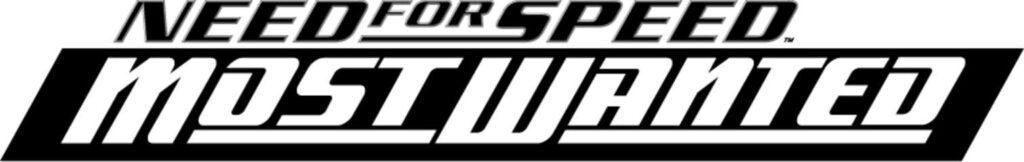 Старый логотип NFS Most wanted 2005