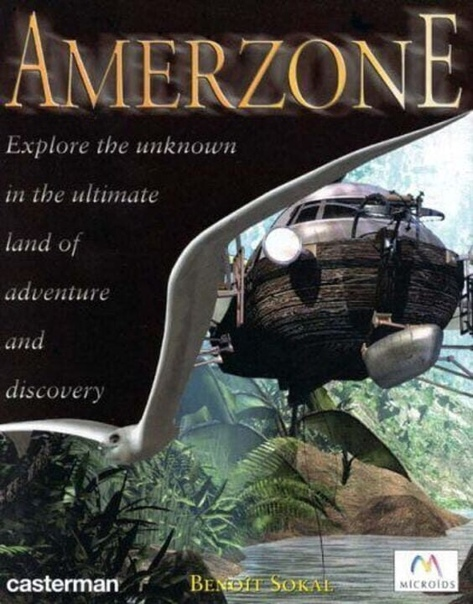 Amerzone - Бенуа Сокаль (1999 год)