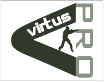 старый логотип Virtus pro