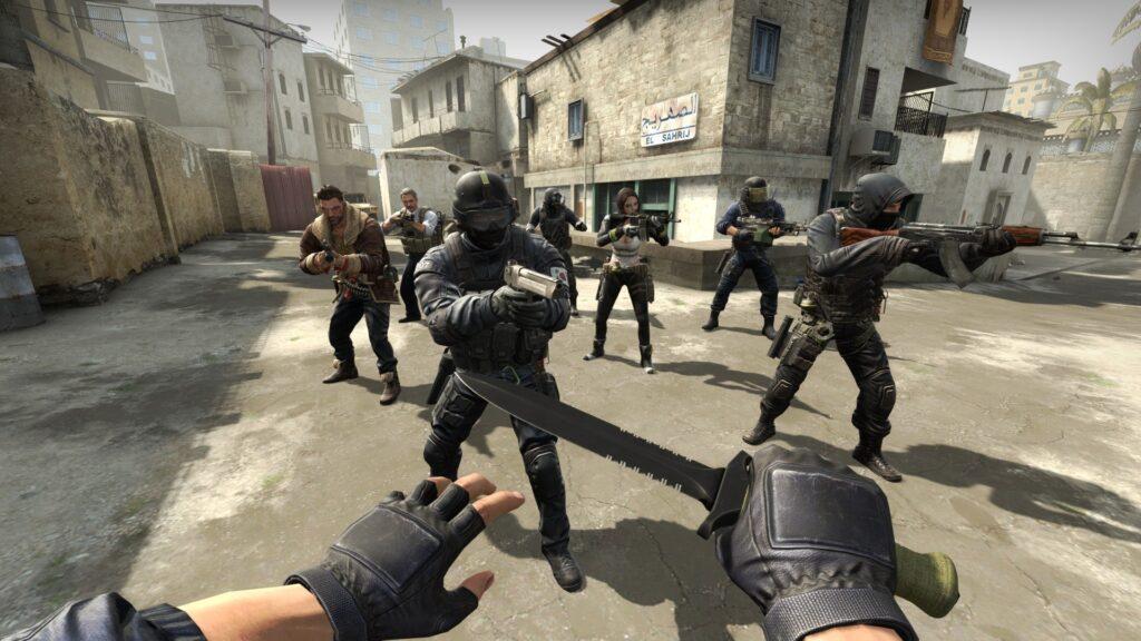 Counter-Strike: Global Offensive или CS:GO