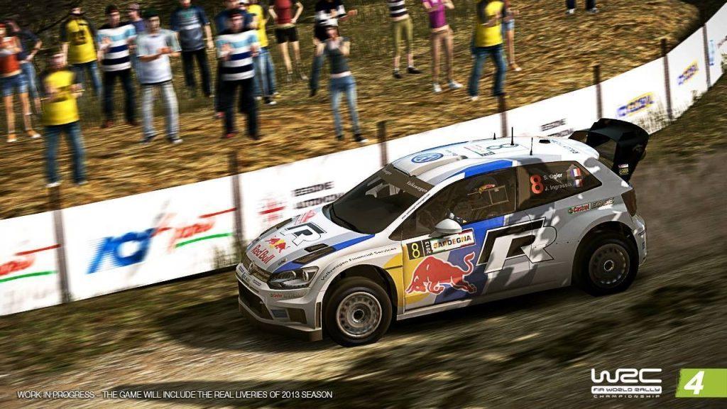 WRC 4 FIA World Rally Championship (2013)
