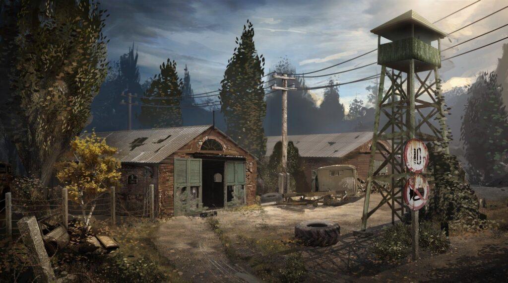 Скриншот S.T.A.L.K.E.R. 2 на Unreal Engine 5
