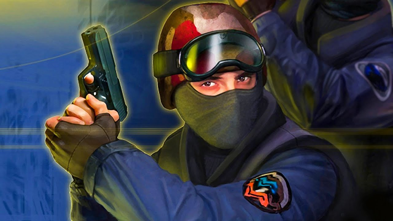 Counter Strike 1.6 моя история + разбор