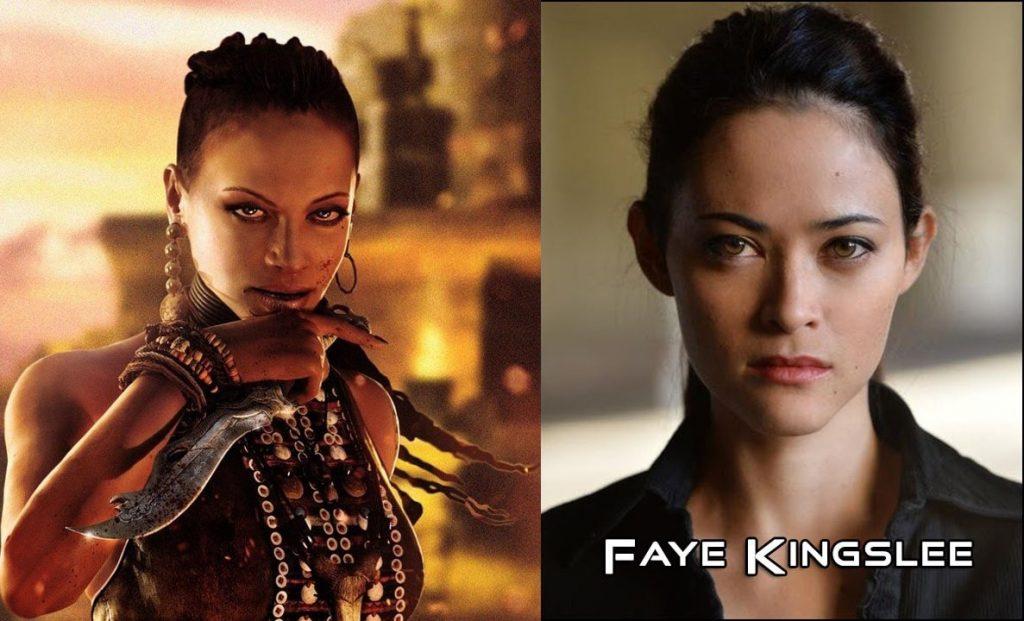 Актеры Far Cry 3 - кто играл Цитру