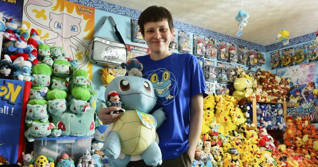 Невероятная коллекция Pokemon NOLZA.RU