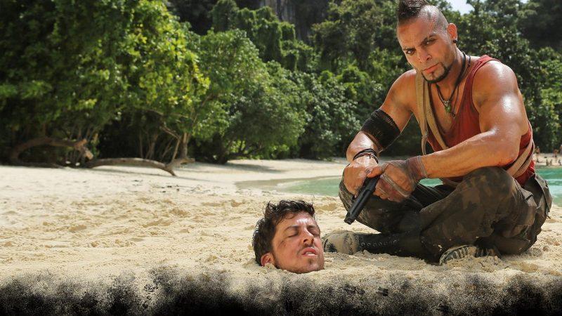 Актеры Far Cry 3 ➤ съемки ➤ русский дубляж