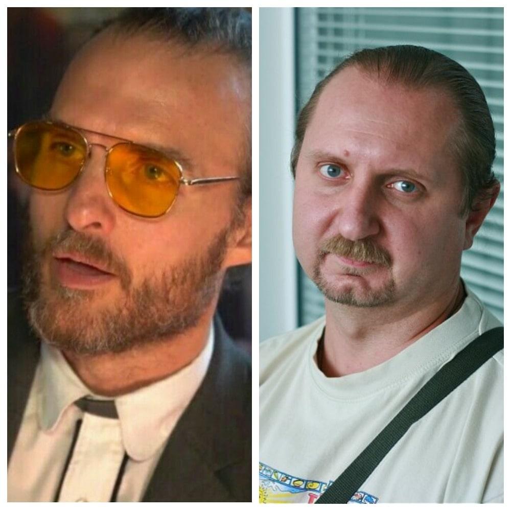Иосифа Сида на русском языке озвучивал Денис Некрасов в игре Far Cry 5